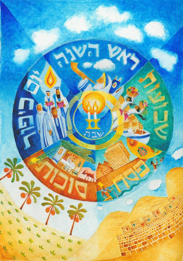 Parshat Emor - Cycle of the Jewish year