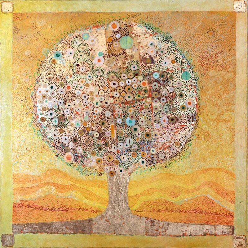 Tree Of Life Original Painting